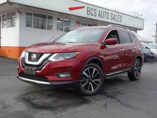 Used 2018 Nissan Rogue SL for sale in Vancouver, BC