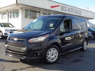 Used 2016 Ford Transit Connect Fully Outfitted, Bluetooth, Slide Out Cabinetry for sale in Vancouver, BC