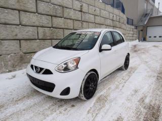 Used 2015 Nissan Micra SV ONLY $39/wk Taxes Incl $0 Down for sale in Fredericton, NB