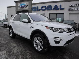 Used 2017 Land Rover Discovery Sport HSE LUXURY 5 PASSENGER for sale in Ottawa, ON