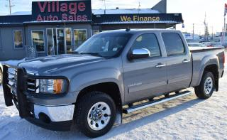 Used 2013 GMC Sierra 1500 SL CRUISE CONTROL, A/C, 4X2! for sale in Saskatoon, SK