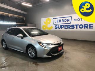 Used 2019 Toyota Corolla Back Up Camera * Pre-Collision System (PCS) Lane Tracing Assist  Steering Assist  Park Assist * Apple Car Play/Android Auto * Push Button Start * Crui for sale in Cambridge, ON