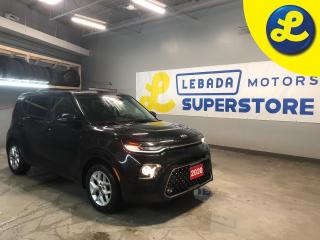 Used 2020 Kia Soul EX Plus * Back Up Camera Lane Keep Assist Lane Departure Warning Blind Spot Assist Park Assist * 7ich display audio, Android Auto and Apple CarPlay, 6 for sale in Cambridge, ON