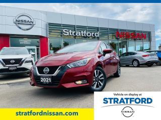 New 2021 Nissan Versa SV for sale in Stratford, ON