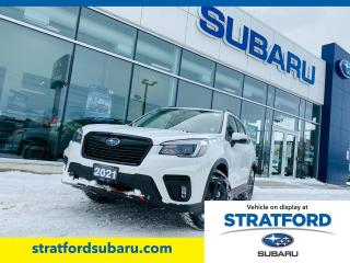 New 2021 Subaru Forester Sport for sale in Stratford, ON
