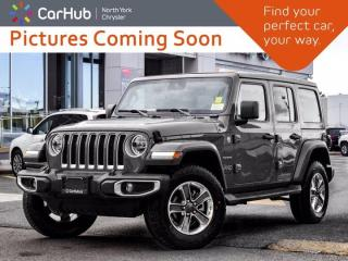 New 2021 Jeep Wrangler RUBICON 4XE|Sky Roof|Advanced Safety|Steel Bumber| for sale in Thornhill, ON
