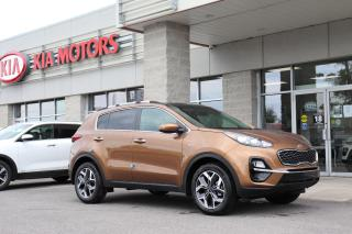 Used 2020 Kia Sportage EX HEATED SEATS | PANORAMIC SUNROOF | AWD for sale in Cobourg, ON