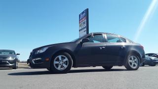Used 2015 Chevrolet Cruze 2LT for sale in Brandon, MB