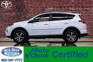 Used 2016 Toyota RAV4 AWD XLE Roof BCam for sale in Red Deer, AB