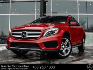 Used 2017 Mercedes-Benz GLA 250 4MATIC SUV for sale in Calgary, AB