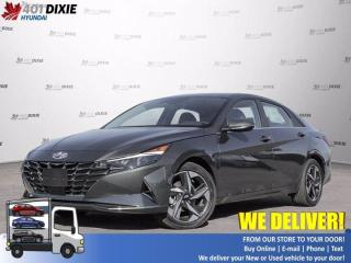 New 2021 Hyundai Elantra Ultimate Tech w/Two-Tone Interior for sale in Mississauga, ON