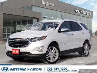 Used 2019 Chevrolet Equinox AWD Premier 1.5t for sale in Barrie, ON
