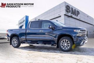 New 2021 Chevrolet Silverado 1500 High Country for sale in Saskatoon, SK