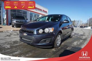 Used 2015 Chevrolet Sonic LS for sale in Bridgewater, NS