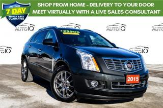 Used 2015 Cadillac SRX Premium LOW LOW KMS for sale in Grimsby, ON