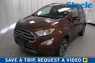 Used 2019 Ford EcoSport Titanium for sale in Dartmouth, NS