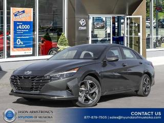New 2021 Hyundai Elantra Ultimate for sale in Huntsville, ON