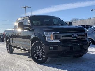 Used 2018 Ford F-150 XLT POWER SEATS, REVERSE CAMERA for sale in Midland, ON