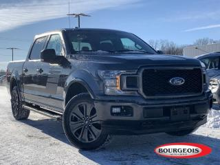 Used 2018 Ford F-150 XLT NAVIGATION, POWER SEATS for sale in Midland, ON