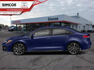 New 2021 Toyota Corolla SE CVT  - Upgraded Motor -  Aerodynamics for sale in Simcoe, ON