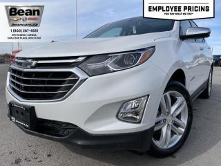 New 2021 Chevrolet Equinox Premier PREMIER AWD SAFETY PACKAGE SUNROOF NAVIGATION for sale in Carleton Place, ON
