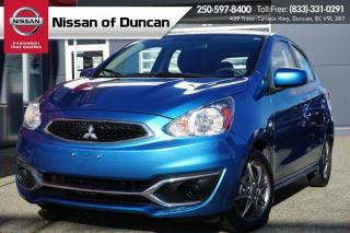 Used 2018 Mitsubishi Mirage ES for sale in Duncan, BC