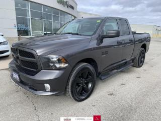 Used 2019 RAM 1500 Classic ST Express 4x4 Quad Cab 6'4  Box for sale in Chatham, ON