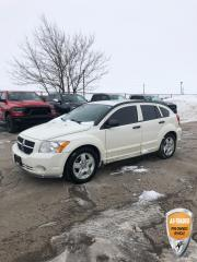 Used 2008 Dodge Caliber SXT As Traded for sale in St. Thomas, ON