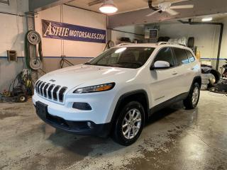 Used 2014 Jeep Cherokee 4WD 4dr North for sale in Kingston, ON