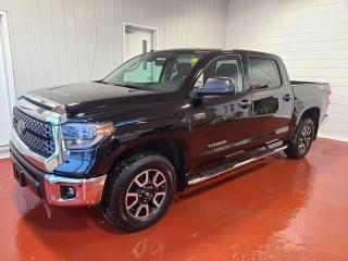 Used 2018 Toyota Tundra SR5 Plus Crew 4x4 for sale in Pembroke, ON