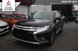 Used 2016 Mitsubishi Outlander GT for sale in Nanaimo, BC