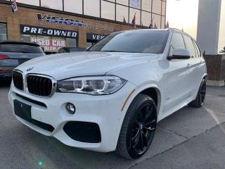Used 2018 BMW X5 xDrive35d Sports Activity M- SPORT / NAVIGATION for sale in North York, ON