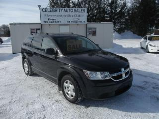 Used 2010 Dodge Journey for sale in Elmvale, ON