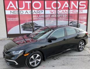 Used 2019 Honda Civic LX-ALL CREDIT ACCEPTED for sale in Toronto, ON