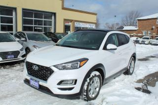 Used 2020 Hyundai Tucson Preferred AWD Trend Pkg Leather Pano Roof for sale in Brampton, ON