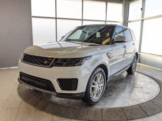 New 2021 Land Rover Range Rover Sport PAYMENTS STARTING FROM $449 BI-WEEKLY for sale in Edmonton, AB