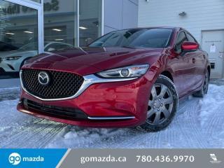 Used 2018 Mazda MAZDA6 GT - LEATHER, NAV, BOSE SOUND SYSTEM for sale in Edmonton, AB