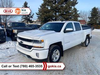 Used 2016 Chevrolet Silverado 1500 1500 LT; 4X4, TONNEAU COVER, TRAILER HITCH W/BREAKS, BACKUP CAMERA, BLUETOOTH for sale in Edmonton, AB