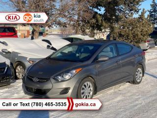 Used 2013 Hyundai Elantra GL; WINTER/SUMMER TIRES/RIMS, HEATED SEATS, CAR STARTER, A/C, 3M, BLUETOOTH for sale in Edmonton, AB