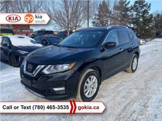 Used 2019 Nissan Rogue SV; AWD, HEATED SEATS, CAR STARTER, A/C, BACKUP CAMERA, BUTTON START, BLUETOOTH for sale in Edmonton, AB