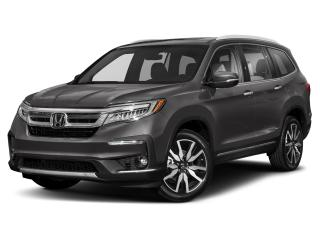 New 2021 Honda Pilot Touring 7P PILOT 5 DOORS for sale in Woodstock, ON