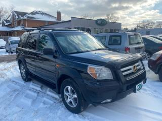 Used 2008 Honda Pilot EX-L for sale in Mississauga, ON