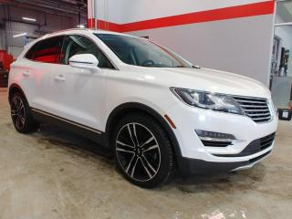 Used 2017 Lincoln MKC Reserve for sale in Red Deer, AB
