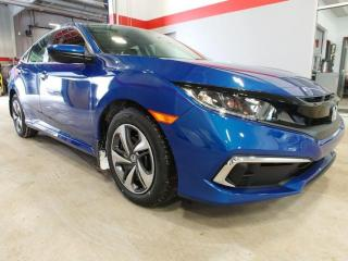 New 2021 Honda Civic SEDAN LX for sale in Red Deer, AB