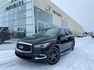Used 2017 Infiniti QX60 TECH PKG, CPO for sale in Edmonton, AB