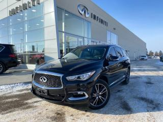 Used 2016 Infiniti QX60 TECHNOLOGY PKG, CPO for sale in Edmonton, AB