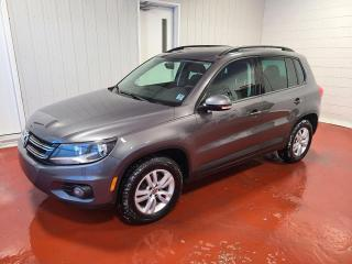 Used 2014 Volkswagen Tiguan Trendline for sale in Pembroke, ON