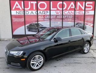 Used 2017 Audi A4 Komfort-ALL CREDIT ACCEPTED for sale in Toronto, ON