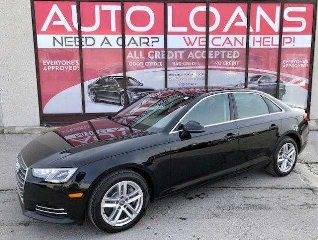 2017 Audi A4 Komfort-ALL CREDIT ACCEPTED