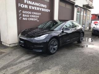Used 2019 Tesla Model 3 STANDARD RANGE PLUS for sale in Abbotsford, BC